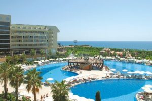Amelia Beach Resort Hotel & Spa Turquie