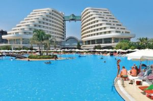 Miracle Resort Hotel Turquie