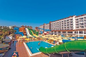 SPLASHWORLD Eftalia Splash Resort Turquie