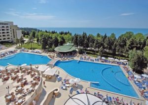 Sol Nessebar Palace Bulgarie
