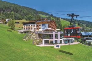Alpine Resort Zell am See Zell am See – 4 * (Score 8.8)