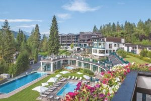 Astoria Resort Seefeld – 5 * (Score 9.6)