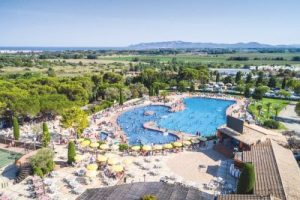 Camping Castell Montgri Espagne