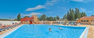 Camping Le Roussillon France