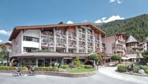 Das Central Spa Hotel Sölden – 5 * (Score 10)