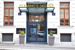 Fleming's Selection Hotel Wien-City  –  * (Score 8.9)