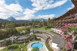 Krumers Alpin Resort & Spa Seefeld – 4 * (Score 8.5)