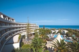 Agapi Beach Resort 4 * Crète -Heraklion