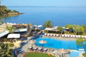 Anthemus Sea Beach Hotel & Spa 5 * Chalcidique