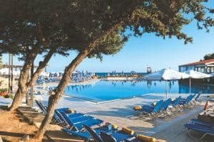 Arina Beach 4 * Crète -Heraklion