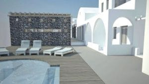 Costa Grand Resort & Spa 5 * Santorin