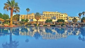 Doreta Beach Resort & Spa 4 * Rhodes