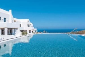 Elea Resort 4 * Santorin