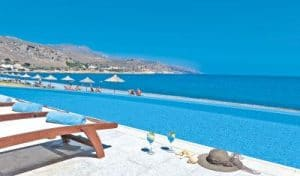 Grand Bay Beach Resort 4 * Crète -Chania