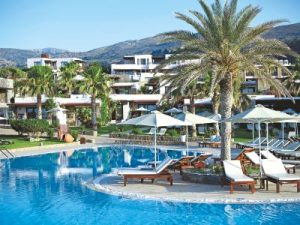 Ikaros Beach Luxury Resort & Spa 5 * Crète -Heraklion