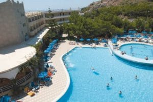 Kalithea Mare Palace 4 * Rhodes