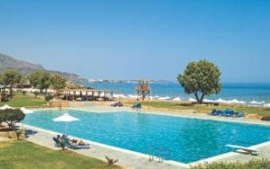 Kernos Beach 4 * Crète -Heraklion