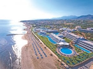Lyttos Beach 4 * Crète -Heraklion