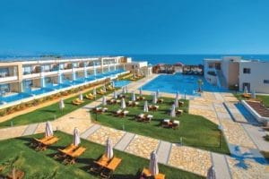 Minoa Palace Beach Resort Imperial 5 * Crète -Chania