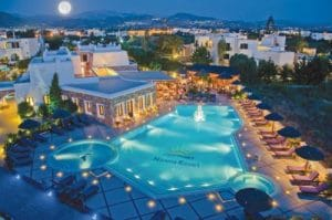 Naxos Resort 4 * Santorin