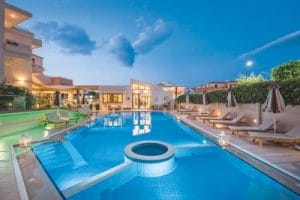 Oscar Suites & Village 4 * Crète -Chania