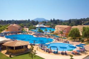 SPLASHWORD Aqualand Resort 4 * Corfou