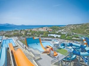 SPLASHWORLD Atlantica Porto Bello Beach 4 * Cos