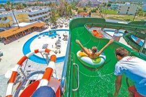 SPLASHWORLD Sun Palace 4 * Rhodes