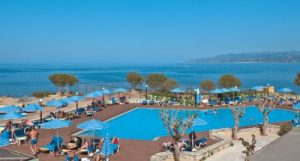 Silva Beach 4 * Crète -Heraklion