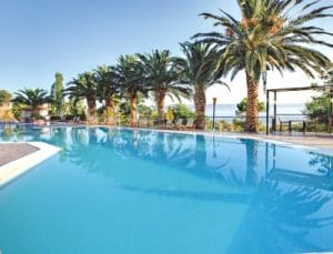 Sunrise Resort Hotel 5 * Lesbos