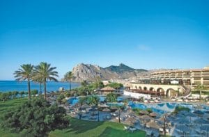 TUI SENSIMAR Imperial Resort & Spa by Atlantica Hotels 5 * Rhodes