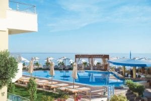 Thalassa Beach Resort 4 * Crète -Chania