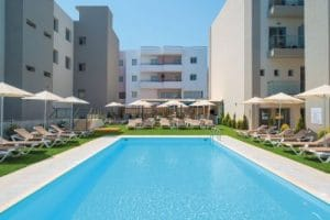 The City Green Hotel 4 * Crète -Heraklion