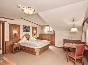 Anthony's Alpin Hotel Lech – 4 * (Score )