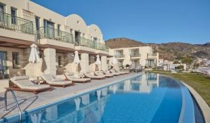 Giannoulis Grand Bay Beach Resort 4 * Crète -Chania