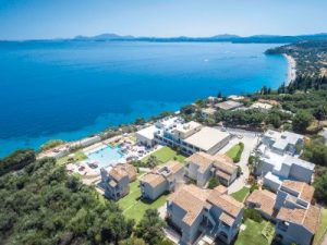 Golden Mare Resort 4 * Corfou