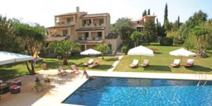 Isabella Country House 4 * Corfou