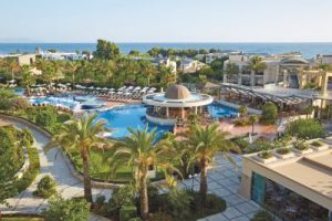 Minoa Palace Beach Resort 5 * Crète -Chania