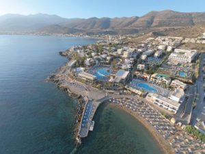 Nana Beach 5 * Crète -Heraklion
