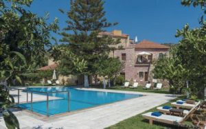 Spilia Village Luxury Traditional Hotel 4 * Crète -Chania