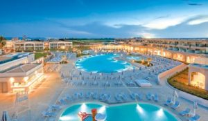 TUI FAMILY LIFE Blue Lagoon Princess – chambres swim up 5 * Chalcidique