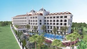 Side Royal Luxury Hotel & Spa Turquie