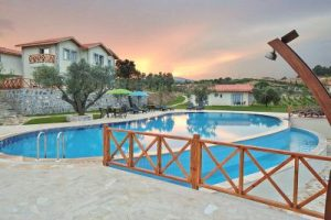 Vinifera Vineyards Hotel Turquie