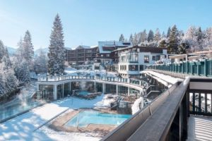 Astoria Resort Seefeld in Tirol – 5 * (Score 9.3)