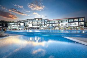 Blue Dream Palace Tripiti Resort & Spa 4 * Kavala – Thassos