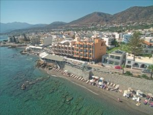 Palmera Beach Hotel & Spa 4 * Crète -Heraklion
