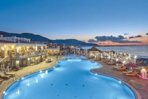 Alexander Beach Hotel & Village 5 * Crète -Heraklion