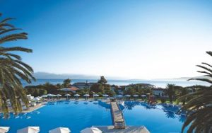 Roda Beach Resort 5 * Corfou
