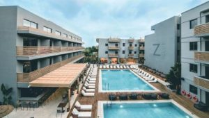 The Z Club Hotel 4 * Crète -Heraklion