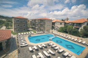 Royal Hotel & Suites 4 * Chalcidique